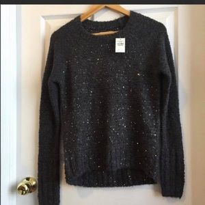 Abercrombie and Fitch embellished sweater